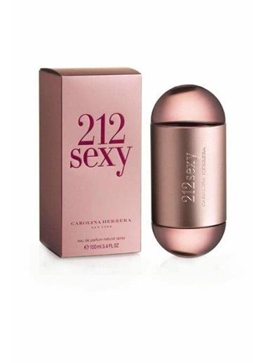 Carolina Herrera Carolina Herrera 212 Sexy EDP 100 ml Kadın Parfüm Renksiz